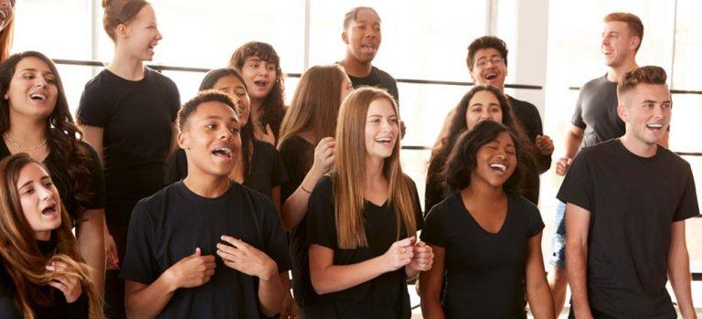Halleluja-Chorprojekt des CVdP